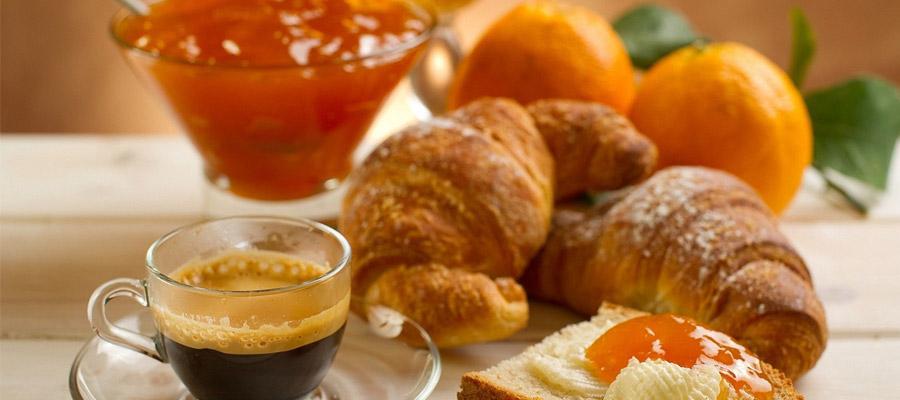 votre petit-déjeuner
